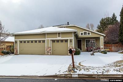 Reno Single Family Home New: 2685 Avenida De Landa