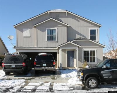 Washoe County Single Family Home New: 9005 Yeager