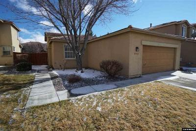 Washoe County Single Family Home New: 2532 Roman Dr