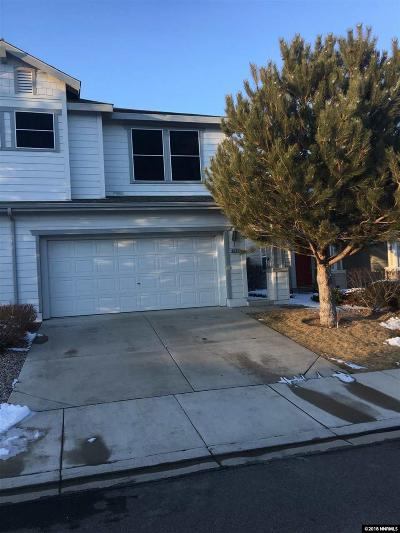 Washoe County Single Family Home New: 9233 Lone Wolf Circle