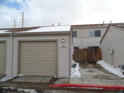 Washoe County Condo/Townhouse New: 13832 Lear Blvd
