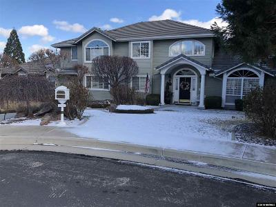 Washoe County Single Family Home New: 4302 Junewood Court