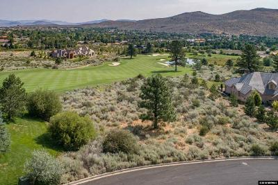 Reno Residential Lots & Land For Sale: 6623 Gebser Court - Montreux