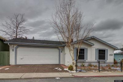 Reno Manufactured Home Active/Pending-Loan: 7590 S Claridge Pointe Parkway