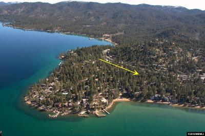 Zephyr Cove NV Residential Lots & Land For Sale: $549,000
