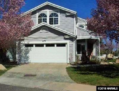 Washoe County Single Family Home Active/Pending-Short Sale: 7187 Blue Falls Circle