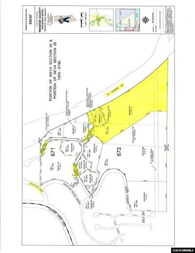 Reno Residential Lots & Land For Sale: Bennie Ln