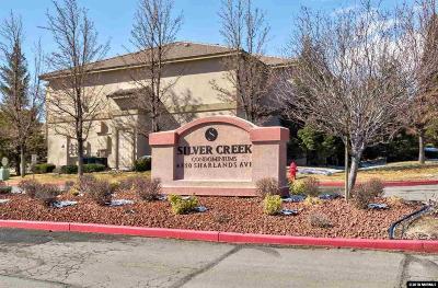 Reno Condo/Townhouse For Sale: 6850 Sharlands Avenue L-1065