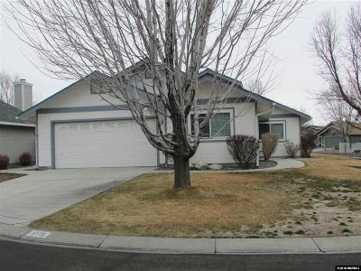 Minden Single Family Home Active/Pending-Loan: 1775 Birch Court