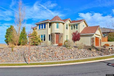 Sparks Single Family Home For Sale: 2868 Astronomer Wy.