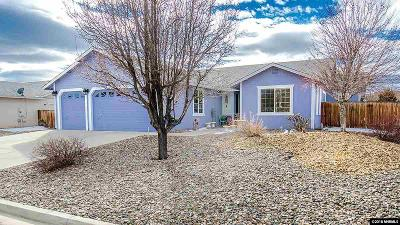 Sparks Single Family Home Active/Pending-House: 2271 Rockin Robin Drive