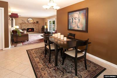 Reno Single Family Home Price Reduced: 3755 Piccadilly Court