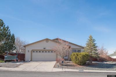 Sun Valley Single Family Home Active/Pending-Loan: 5614 Tassel Dr
