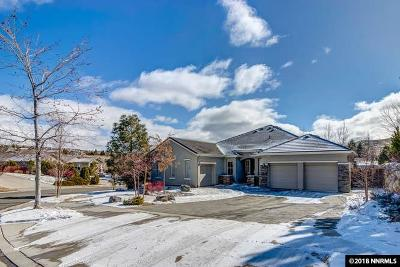 Reno Single Family Home Active/Pending-Call: 8110 Willow Ranch Trl