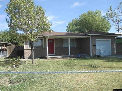 Fallon Single Family Home Active/Pending-Loan: 665 S Russell St