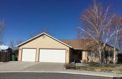 Winnemucca Single Family Home For Sale: 3247 Andrew Ct