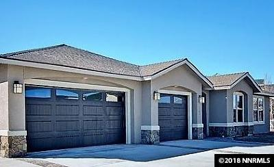 Gardnerville Single Family Home Active/Pending-Loan: 1053 Rocky Terrace Drive