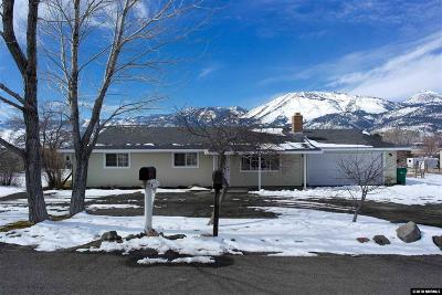 Washoe County Single Family Home For Sale: 1475 Brenda Way