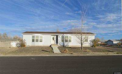 Battle Mountain Manufactured Home For Sale: 115 McCoy Lane