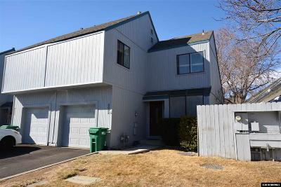 Sparks Condo/Townhouse Active/Pending-Loan: 2532 Garfield