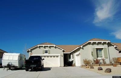 Fernley Single Family Home For Sale: 2966 N Fork Road