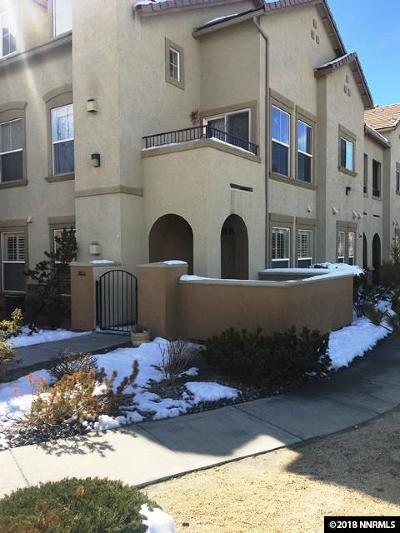 Reno Rental For Rent: 17000 Wedge Pkwy #3012