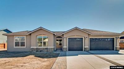 Gardnerville Single Family Home Active/Pending-Call: 1114 Rocky Terrace Drive