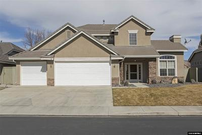 Reno NV Single Family Home For Sale: $464,900
