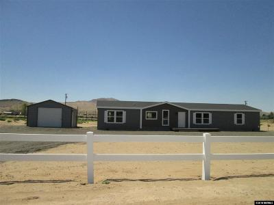 Silver Springs NV Manufactured Home For Sale: $250,000