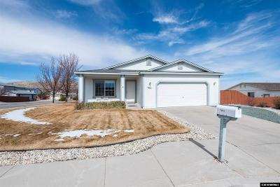 Sun Valley Single Family Home For Sale: 7041 Rhapsody Ct.