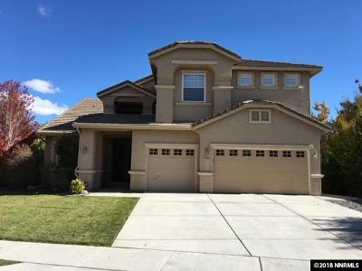 Sparks Single Family Home Active/Pending-Loan: 6494 Media Ct