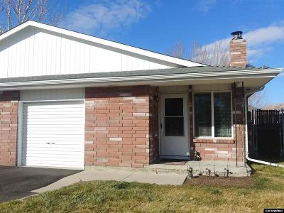 Carson City Condo/Townhouse Active/Pending-Loan: 300 W Hampton Dr
