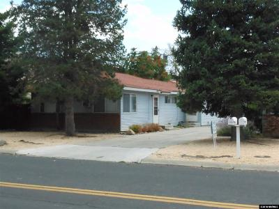 Reno Multi Family Home Active/Pending-Call: 2200-2212 Idlewild Dr #4