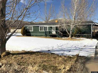 Reno Manufactured Home Active/Pending-Loan: 5085 Bobolink Circle