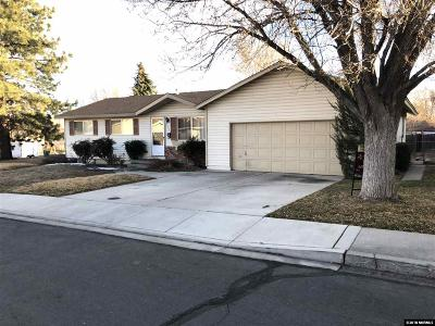 Sparks Single Family Home Active/Pending-Call: 3555 Puccinelli Dr.