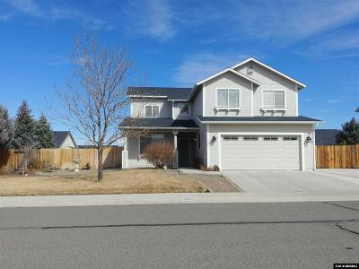 Gardnerville Single Family Home For Sale: 1380 Falstaff Ln