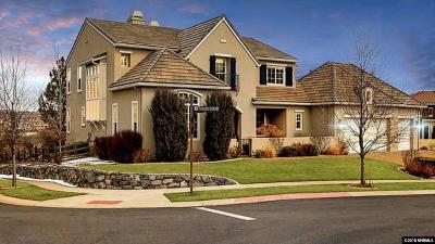 Reno Single Family Home For Sale: 1790 Timaru Court