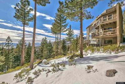Incline Village NV Single Family Home For Sale: $3,298,000