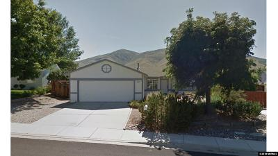 Reno Single Family Home For Sale: 8521 Red Baron