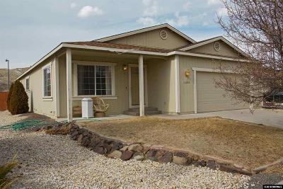 Reno Single Family Home For Sale: 18225 Fontana Ct.