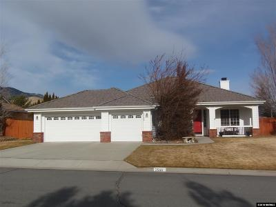 Carson City Single Family Home For Sale: 2566 Bedford