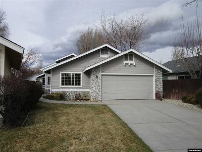 Minden Single Family Home Active/Pending-House: 1753 Tulip