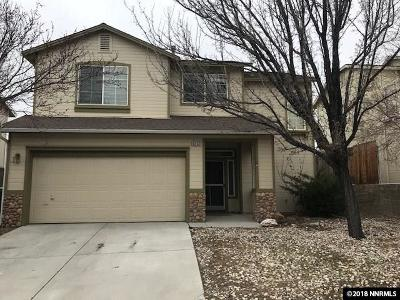 Reno Single Family Home Active/Pending-Loan: 6233 Everest