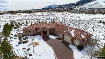 Reno Single Family Home Active/Pending-Call: 5728 River Birch