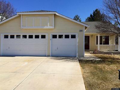 Sparks Single Family Home Active/Pending-Loan: 5240 Santa Anita Drive