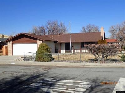 Sparks Single Family Home Active/Pending-Loan: 400 Abbay Way