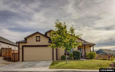Reno Single Family Home Active/Pending-Loan: 772 Country View Dr