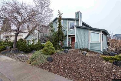 Reno Single Family Home Active/Pending-Loan: 3600 Cashill