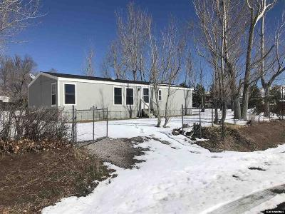 Reno Manufactured Home Active/Pending-Call: 17705 Cold Springs Dr
