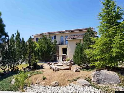 Reno Single Family Home For Sale: 2963 Stonebridge Trail